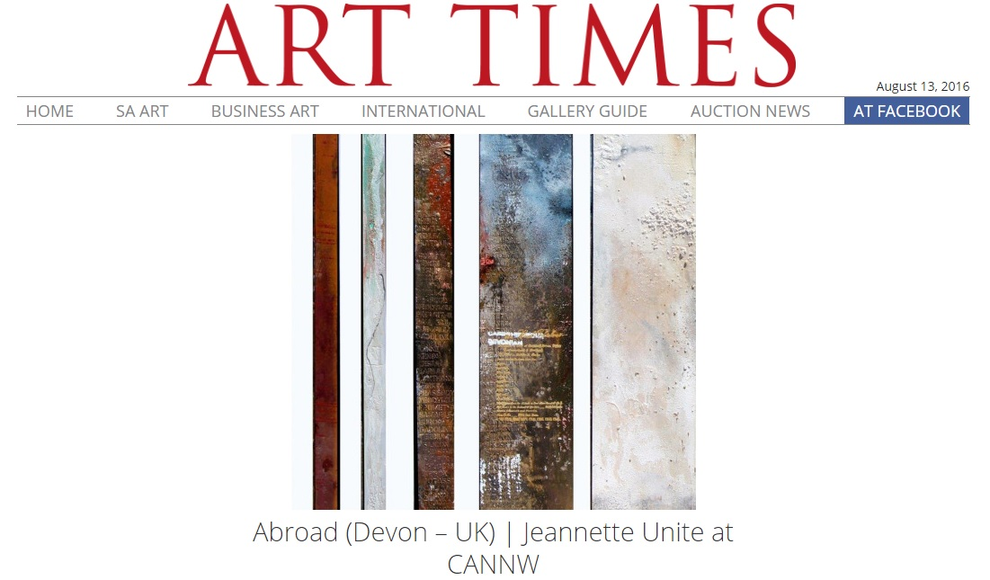 2015 Art Times announcement